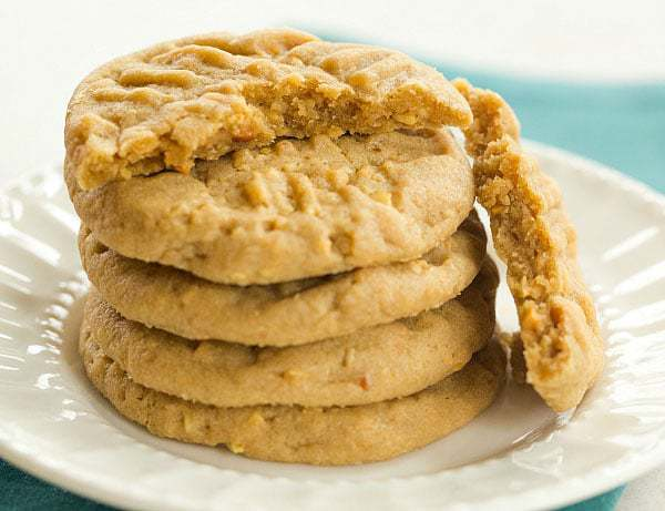 Chunky peanut butter cookie recipe