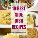 Top 10 Side Dish Recipes | browneyedbaker.com