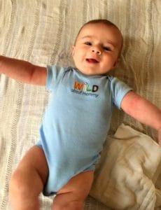 Joseph David - Almost 6 months old!   browneyedbaker.com