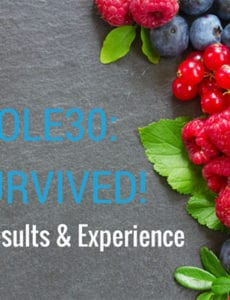 My Whole30 Results & Experience | browneyedbaker.com