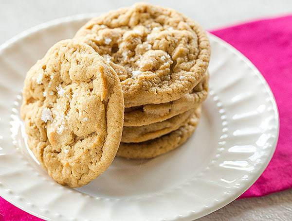 The combination of nutty peanut butter, sweet butterscotch chips and ...