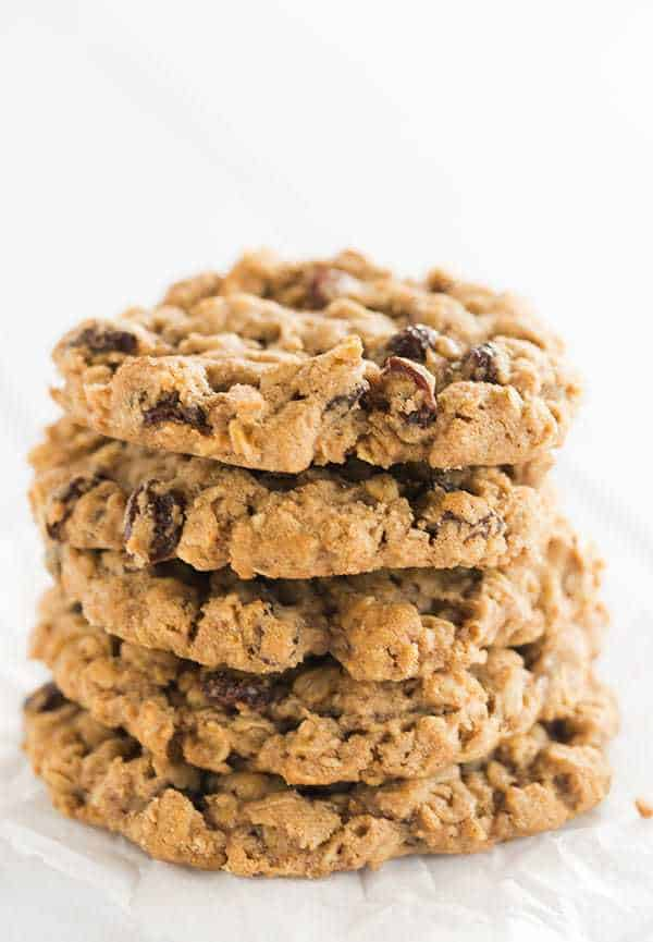 Oatmeal Raisin Cookies - Recipe courtesy of Sadelle's bakery in NYC ...