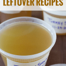 A roundup of recipes perfect for using up all of your Thanksgiving leftovers! | http://www.browneyedbaker.com/thanksgiving-leftover-ideas/