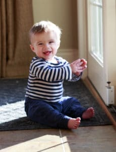 Joseph David - 10 months