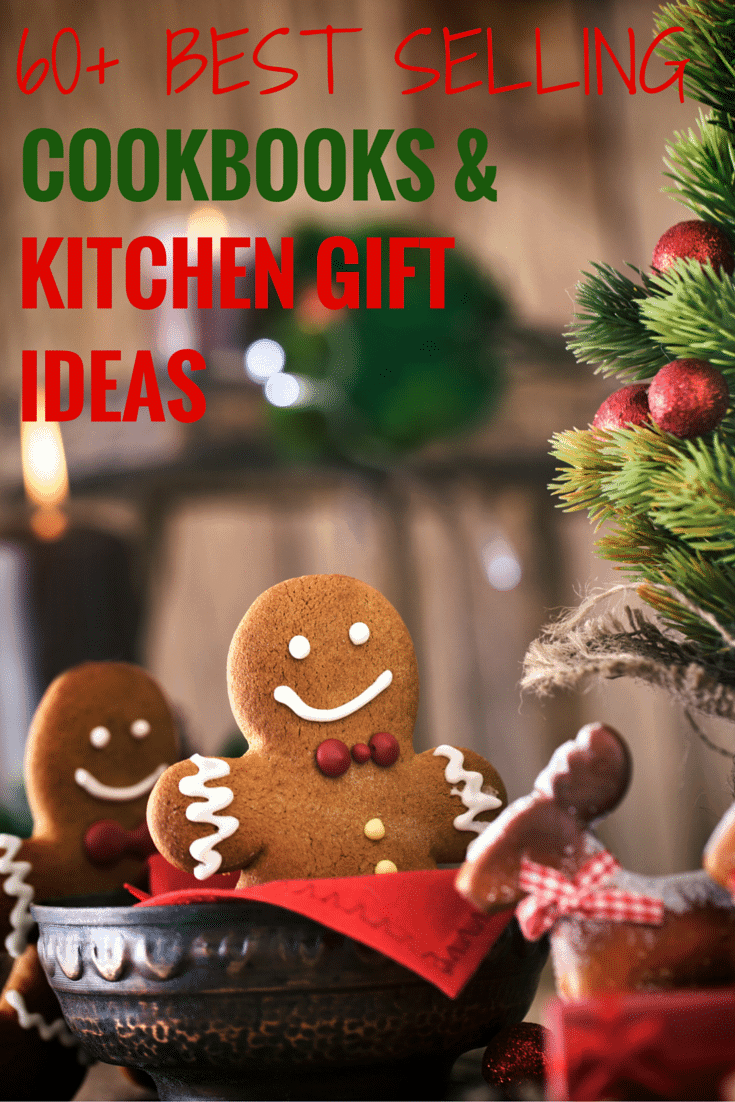 60+ Best Selling Cookbooks & Kitchen Gift Ideas | browneyedbaker.com
