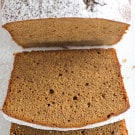 This gingerbread pound cake has the texture of a classic pound cake with all of the molasses and spice flavors of a traditional gingerbread. | http://www.browneyedbaker.com/gingerbread-pound-cake/