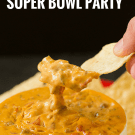 103 Game Day Recipes for your Super Bowl Party! Dips, snacks, slow cooker meals, sandwiches, and sweets! | browneyedbaker.com