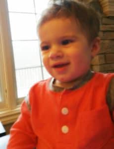 Joseph - 13 months old!