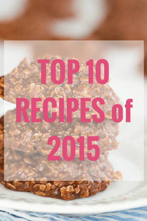 The Best of Brown Eyed Baker in 2015: The 10 Most Popular Recipes