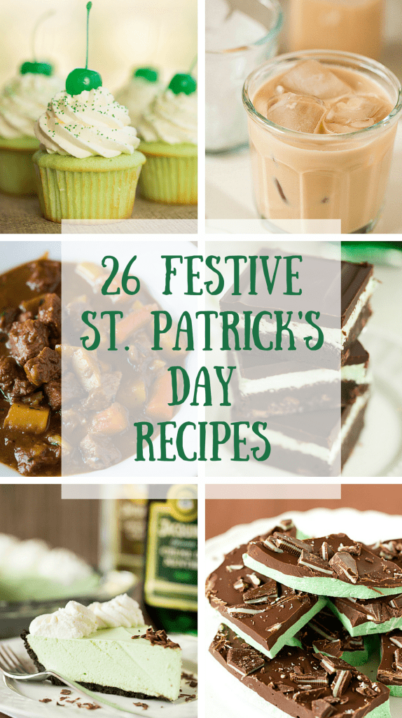 Eyed Baker St Patricks Day Recipes HD Wallpapers