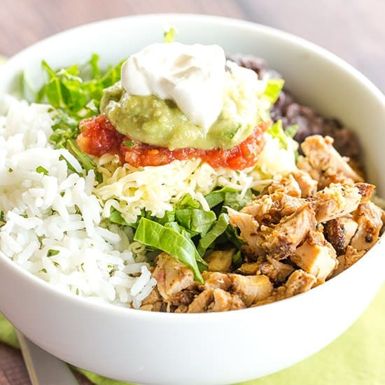 Chipotle chicken recipes easy
