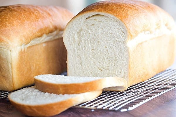Squishy White Bread Recipe : White Bread Recipe Brown Eyed Baker