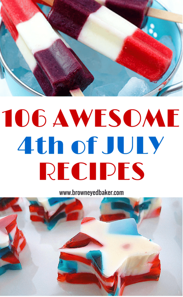 106 4th of July Recipes