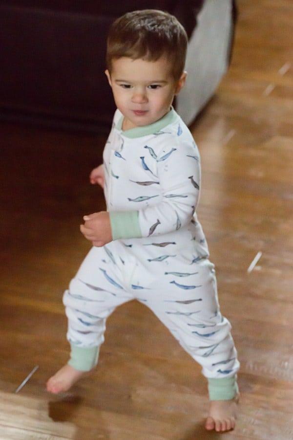 Joseph - 20 months old