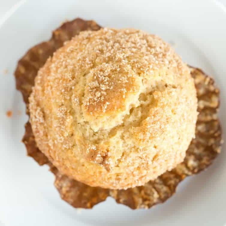 Apple-Cinnamon Muffins   Brown Eyed Baker