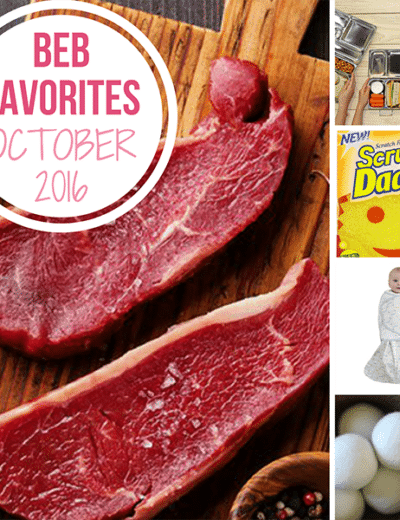 Brown Eyed Baker Favorites: October 2016 :: New Food, Home and Kid Favorites!
