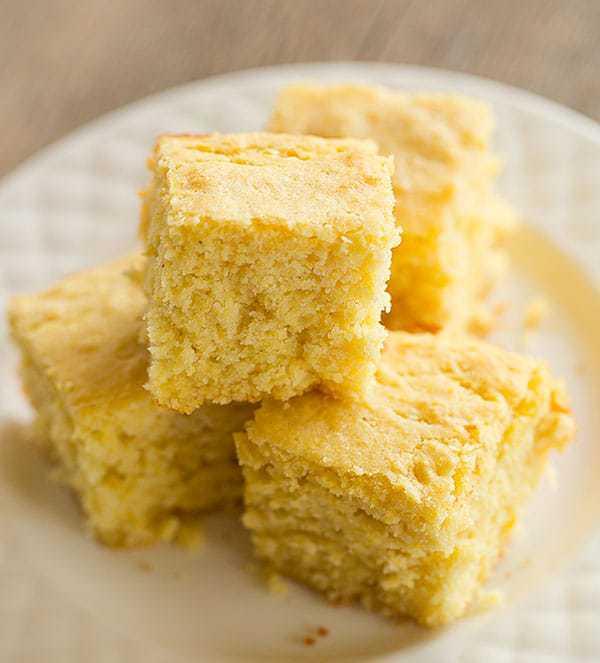 Cornbread With Yellow Cake Mix And Cornmeal