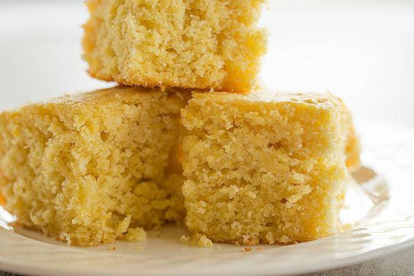 My all-time favorite Cornbread recipe - so quick and easy! | browneyedbaker.com