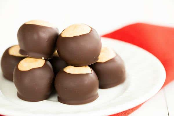 Buckeyes | Top 10 Chocolate & Peanut Butter Recipes