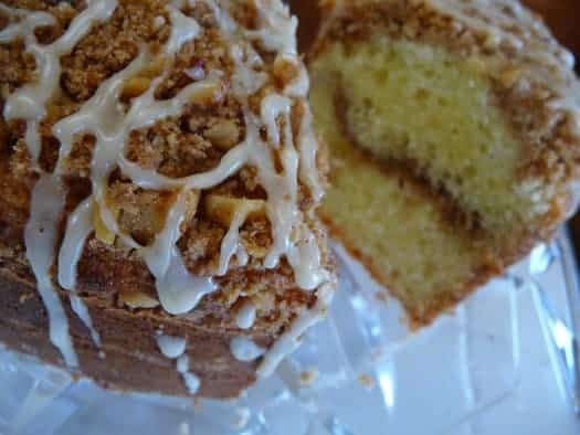 Sour Cream Coffee Cake Brown Eyed Baker