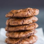 Better-Than-Brownies Cookies - An easy chocolate cookie recipe.
