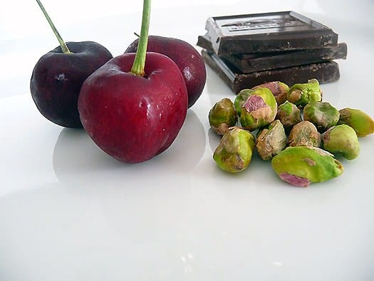 cherries-pistachios-chocolate