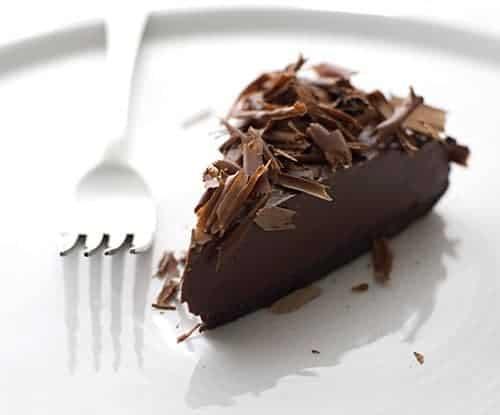 Vegan Chocolate Mousse Cake @ Lemonpi by Y