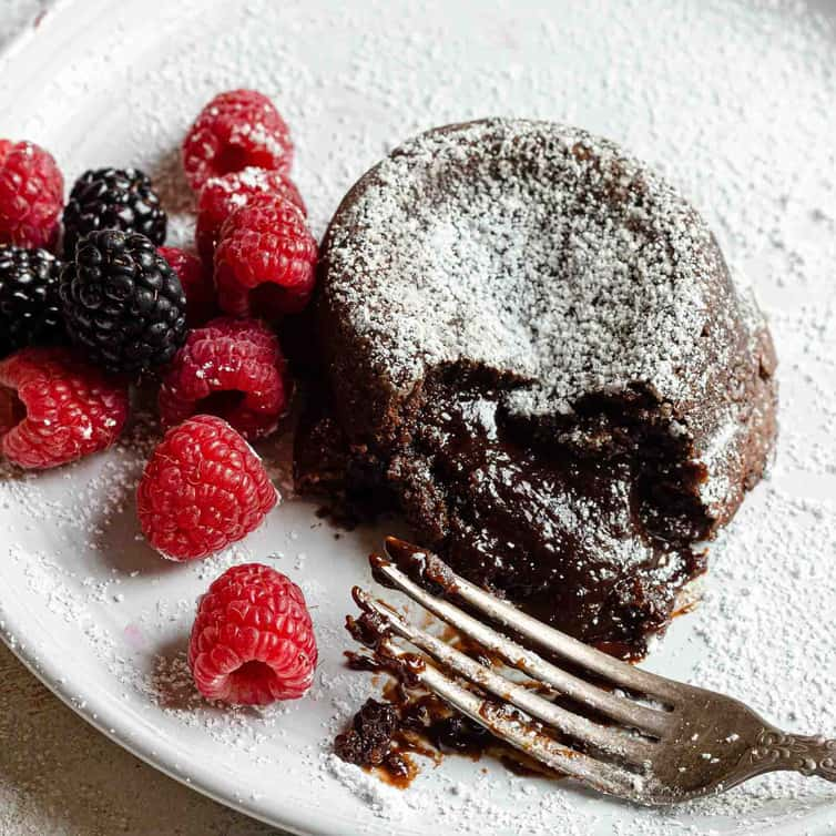 Chocolate Lava Cakes Brown Eyed Baker