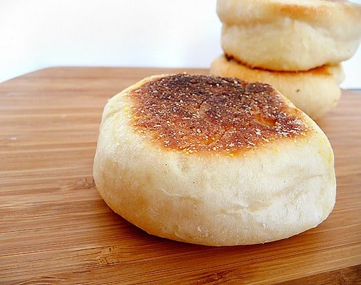 English muffin recipe without yeast