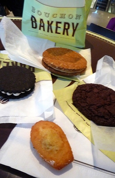 NYC Bouchon Bakery