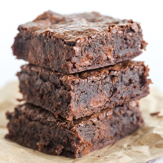 Simple Brownie Recipe Without Butter