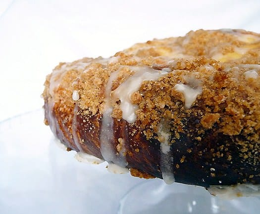 Yeasted Coffeecake