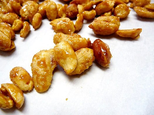 Caramelized Peanuts