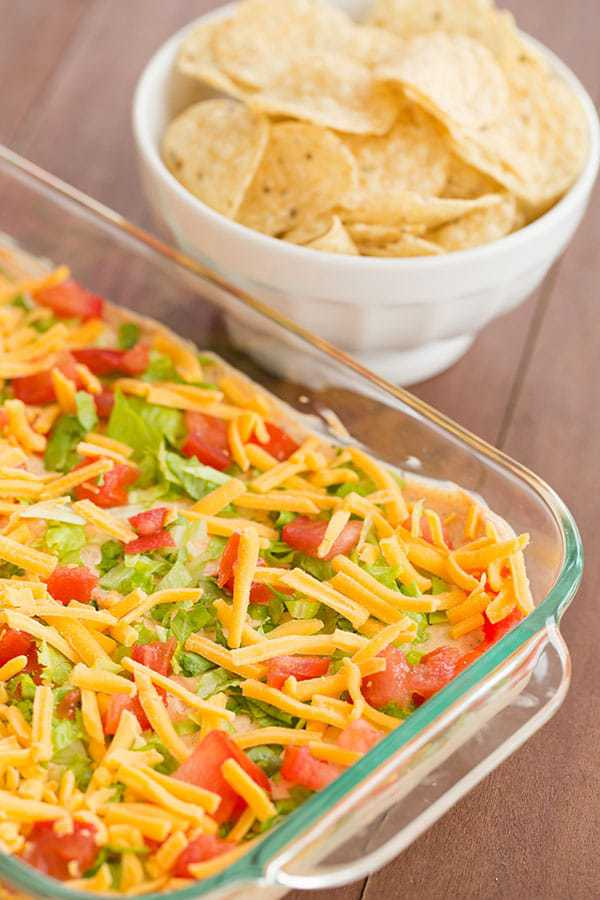 Image result for taco dip