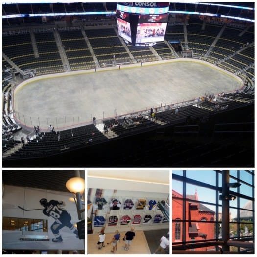Consol Energy Center Open House
