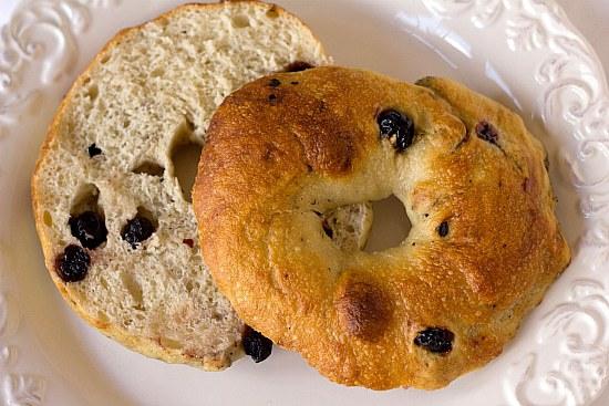 blueberry bagels brown eyed baker