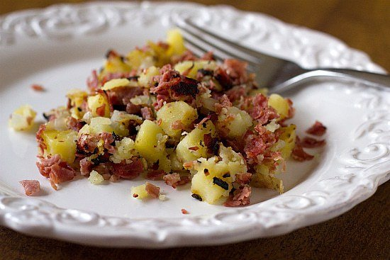 Corned Beef Hash Brown Eyed Baker