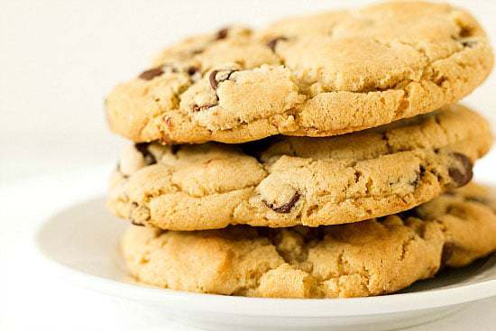 The New York Times Chocolate Chip Cookies :: Top 10 List: Favorite Cookie Recipes | browneyedbaker.com