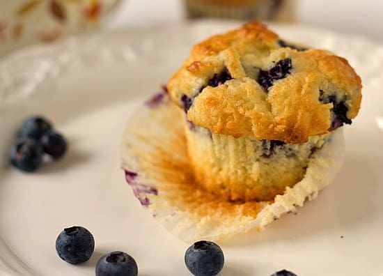 Blueberry Muffins Recipe - photo#7
