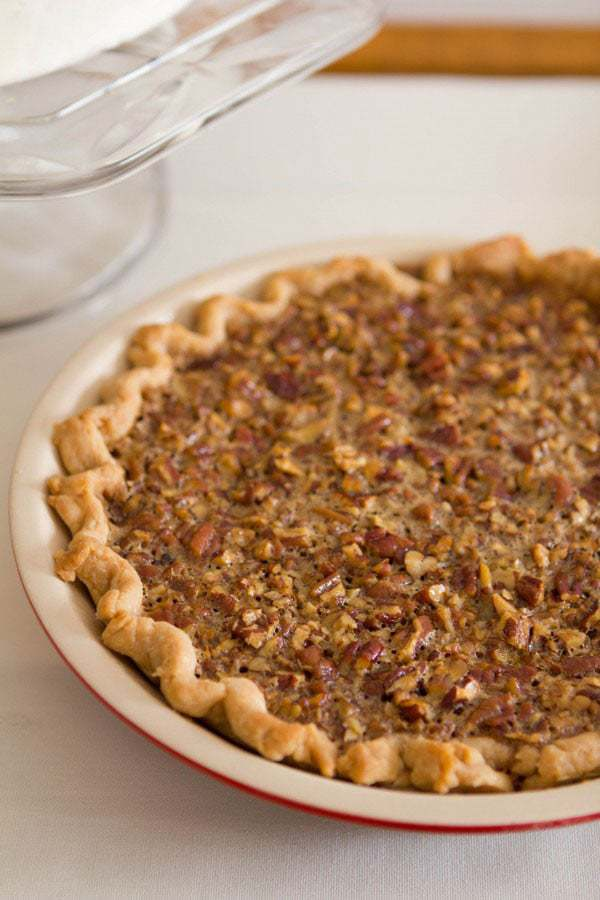 Top 10 Best Pie & Tart Recipes :: Classic Pecan Pie | browneyedbaker.com