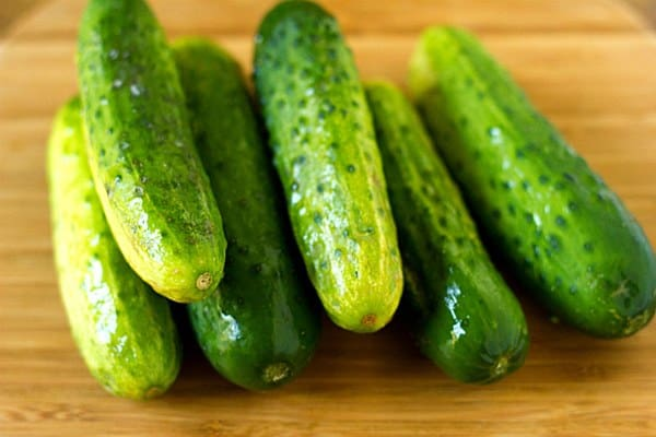refrigerator bread and butter pickles brown eyed baker