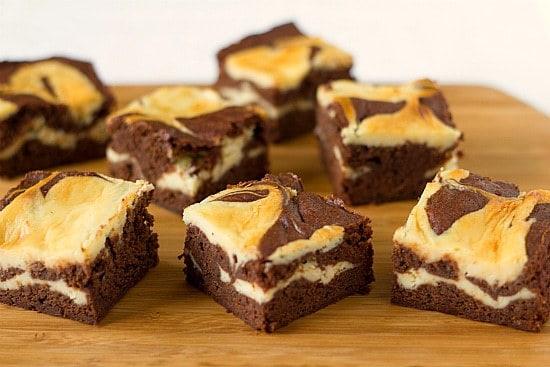 Cream Cheese Brownies Cheesecake Brownies