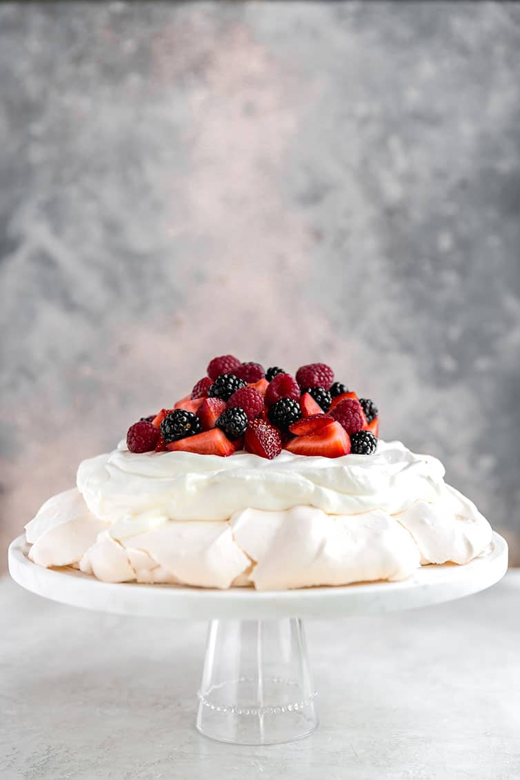July Bake-Along: Classic Pavlova Recipe