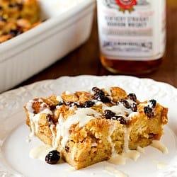 Bourbon Bread Pudding