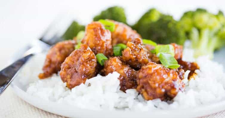 General Tso S Chicken Brown Eyed Baker