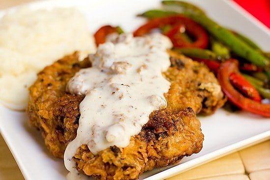 Chicken Fried Steak Recipe Country Fried Steak Recipe