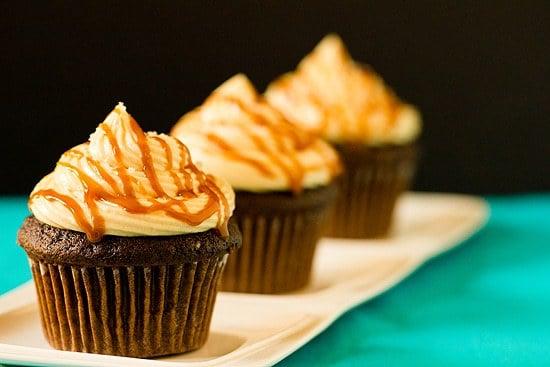 Caramel muffin recipe uk