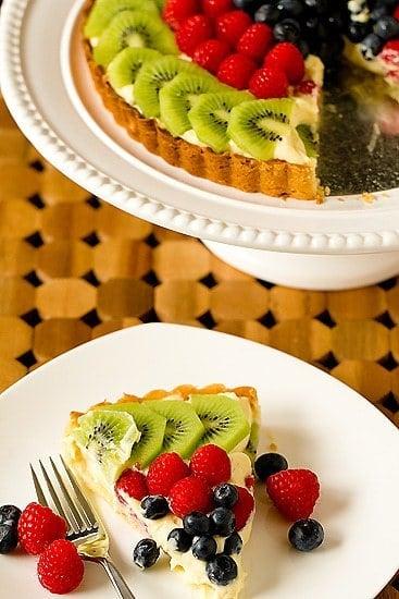 whole foods fruit tart