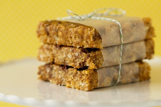 Homemade carrot cake clif bar recipe