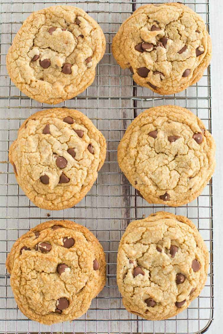 Cook's Illustrated Perfect Chocolate Chip Cookies | Brown Eyed Baker